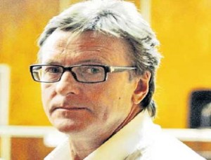 Dr Pieter Bothma was implicated in the fake death scam of former ANC branch chairman Zolani Xego and his ex-wife Vuyelwa Hlekiso  Picture: Mark Andrews