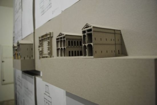 NMMU models and drawings are on a travelling exhibition