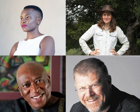 SA's best-selling authors  Picture: supplied