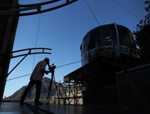 The Table Mountain cableway is closed for annual maintenance