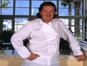 PE residents can enjoy the culinary skills of Michelin starred chef Conrad Gallagher