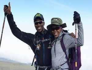 One of the last pictures Gugu Zulu posted on Instagram on Saturday