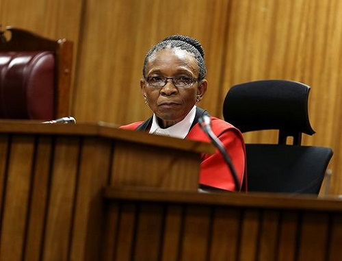 Judge Thokozile Masipa. Picture: ALON SKUY / The Times
