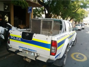 Police  K9 Units in Nelson Mandela should have a combined 12 vehicles to operate, but have only three
