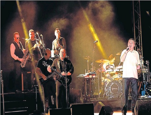 STILL GOING STRONG: UB40 will visit South Africa – and Port Elizabeth – as part of their world tour later this year
