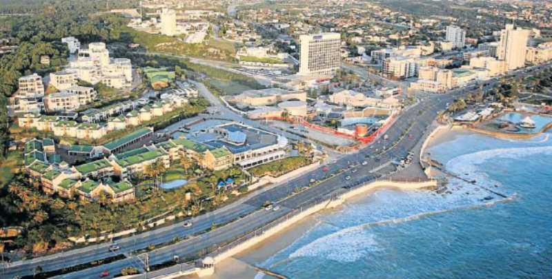WORTH VISITING: Strategies are in place to increase the number of visitors to Nelson Mandela Bay. Picture: FREDLIN ADRIAAN