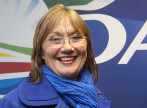 Elza van Lingen is the new Kouga mayor Picture: Eugene Coetzee