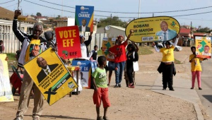 Ward 30 which includes Veeplaas and KwaMagxaki is one of the most contested in Nelson Mandela Bay Picture: Eugene Coetzee
