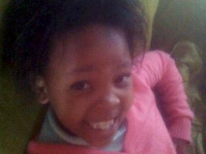 7-year old Sonia Payi was abducted by an unknown male in Mbilini Road, New Brighton, on Saturday night Picture: Supplied