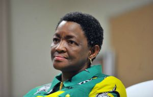 Bathabile Dlamini Picture: Gallo Images / City Press / Elizabeth Sejake