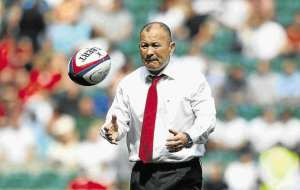 MESSAGE RECEIVED: England rugby coach Eddie Jones has attracted a barrage of criticism for the recent training camp he called for the national team that involved punishing judo sessions.  Picture: DAVID ROGERS - RFU/GETTY IMAGES
