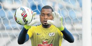 POSITIVE APPROACH: Bafana Bafana goalie Itumeleng Khune Picture: GALLO IMAGES