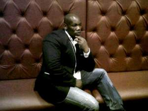Alleged middleman Luthando Siyoni Picture: Supplied