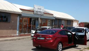 469 Carwash in NU3 Motherwell Picture: BRIAN WITBOOI