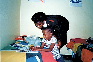 The Salvation Army South Africa